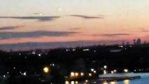 QUEENSBORO Bridge NYC UFO Hovering and Disappear Feb 2019