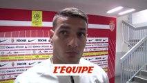 Lopes «J'ai raté l'occasion du match...» - Foot - L1 - Monaco