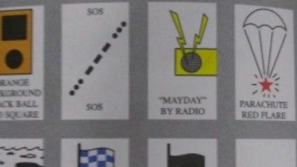 International Navigation Rules: rules 37 & 38