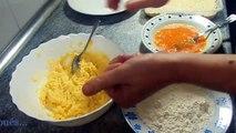 receta BOLITAS DE PAPA _ recetas de cocina faciles rapidas y economicas _ comidas y cenas ricas
