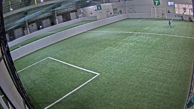 04/14/2019 00:00:01 - Sofive Soccer Centers Rockville - Camp Nou