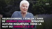 Line Renaud hospitalisée d'urgence : l'actrice est hors de danger