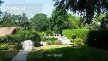 CORREZE. Brive-la-Gaillarde. Superbe maison en pierre avec 4 chambres, garage, chalet en bois, piscine et beaux jardins de 2 289m2.