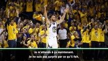 """Play-offs - Durant : """"Je ne suis pas surpris par ce que fait Curry"""""""