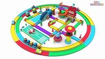 Choo Choo train - Usine de Jouets - Thomas & Ami - Enfants de vidéos pour les enfants - dessin animé dessin animé - Former les Enfants