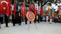 Burhaniye'de Atatürk'ün ilçeye gelişinin 85.yılı kutlandı
