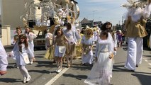 Le carnaval bat son plein dans les rues de Vitré