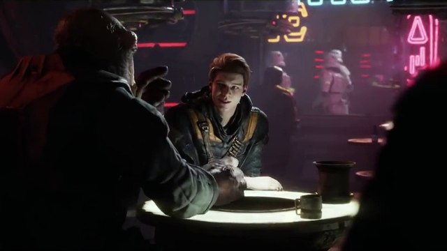 Star Wars Jedi: Fallen Order Trailer