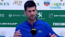 ATP - Monte-Carlo 2019 - Novak Djokovic est chez lui à Monte-Carlo !