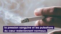 Voilà ce qu'il se passe dans votre corps lorsque vous arrêtez de fumer :