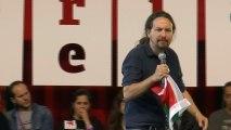 """Iglesias defiende la república como una """"caja de herramientas para construir el futuro"""""""