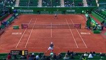 Grigor Dimitrov beats Matteo Berrettini in the Monte-Carlo Masters