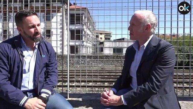 """Santiago Abascal: """"El 28 de abril nos jugamos la unidad de España y la libertad de los españoles"""""""