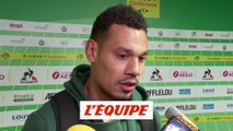 Kolodziejczak «Un match complet» - Foot - L1 - Saint-Etienne