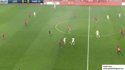 LOSC Olympique Sporting Club Lille 5-1 FC PSG Pari...