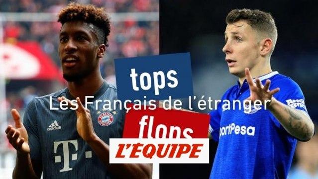 Les tops et les flops des Français de l'étranger - Foot - Etranger