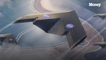 NASA and MIT created new airplane wings that will change the future of flying