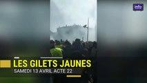 Gilets jaunes acte 22 : Fortes tensions à Toulouse