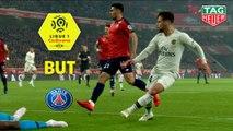 But Juan BERNAT (11ème) / LOSC - Paris Saint-Germain - (5-1) - (LOSC-PARIS) / 2018-19