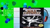 About For Books  The Misadventures of Max Crumbly 2: Middle School Mayhem Complete