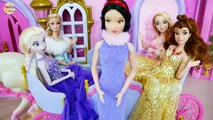 Barbie princesse Extensible Transport Princesse poupée de Nouvelles Robes de Princesse Barbie Gaun Vestidos Princesa