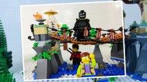 LEGO Ninjago mvie STOP MOTION w/ Garmadon vs The Bridge   LEGO Ninjago   By LEGO Worlds