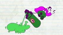 Crayon Amusant's a Obtenu une Certaine Concurrence! -finaliste - Animation Dessins animés pour les Enfants