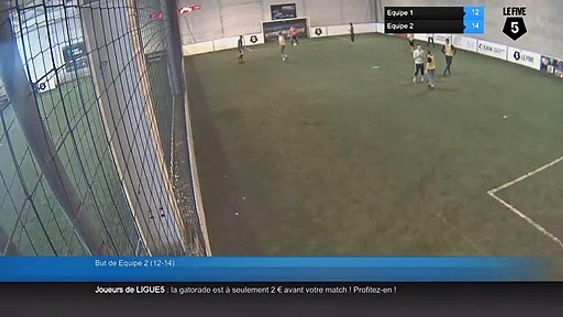 But de Equipe 2 (12-14) - Equipe 1 Vs Equipe 2 - 14/04/19 15:14 - Orleans Ingré (LeFive) Soccer Park