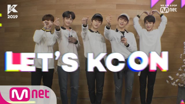 [#KCON2019] Attention KCONNERS!  #TXT has brought the latest #KCON 2019 news