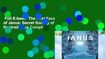 Full E-book  The First Face of Janus: Secret Society of Nostradamus Complete