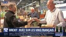 En vue du Brexit, les anglais font des stocks de vin français