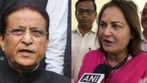 Jaya Prada slams Azam Khan over his abusive remark   Oneindia News