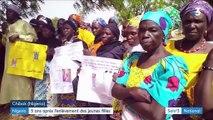 Le Nigeria reste sans nouvelles de 112 des 229 lycéennes enlevées par Boko Haram en 2014