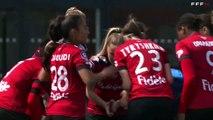 J20  EA Guingamp - ASJ Soyaux Charente (0-1)  D1 Féminine