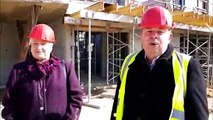 Handicap: le nouveau siège et les ateliers de l'Afaedam prennent forme sur l'actipole de Metz-Borny