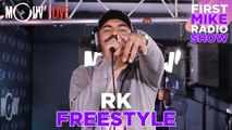 RK : Freestyle (Live @Mouv' Studios)