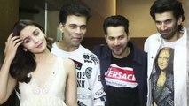 Kalank Movie Special Screening  Varun Dhawan, Alia Bhatt, Karan Johar, Aditya