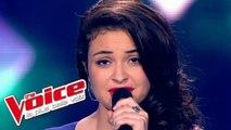 Claude François - Comme d'habitude | Stéphanie Lamia | The Voice France 2012 | Prime 3