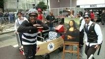 No Comment : une course folle dans les rues de Sao Paulo