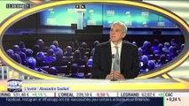 """""""Je n'aspire qu'à une chose: moins d'impôts et moins d'aides aux entreprises"""", Alexandre Saubot - 15/04"""