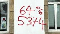Graffitis et  Vandalisme - TV Quiberon 24/7