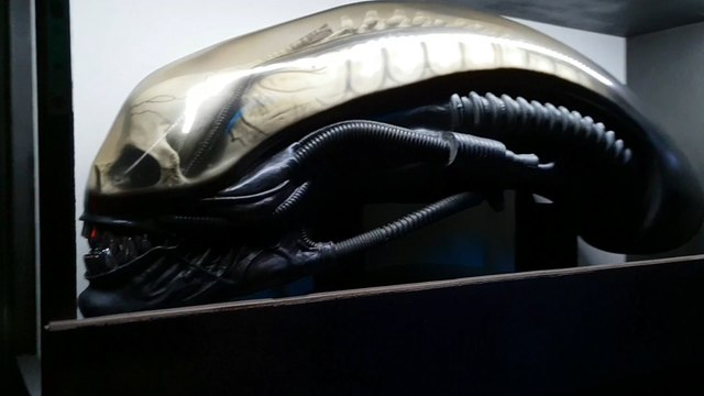 Sci-Fi Fan Builds Own Museum Dedicated To The Alien Films