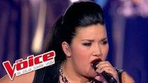 Eurythmics - Sweet Dreams | Amalya Delepierre | The Voice France 2012 | Demi-Finale