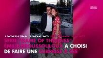 Thomas Hollande : Sa femme Émilie Broussouloux dévoile son baby bump