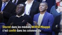 Kylian Mbappé : son père Wilfrid « gêné » par la notoriété de son fils