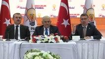 AK Parti İstanbul Milletvekili Güler: 'Maltepe bittikten sonra il birleştirme tutanağı hazırlanacak' - İSTANBUL