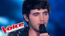 The Righteous Brothers - Unchained Melody | Louis Delort | The Voice France 2012 | Demi-Finale