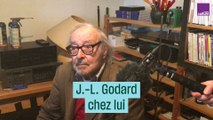 Jean-Luc Godard chez lui : quel film est politique