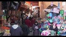 A walk through the city of Fez, Morocco