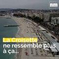 Les plages privées de la Croisette sont coupées en deux cette saison